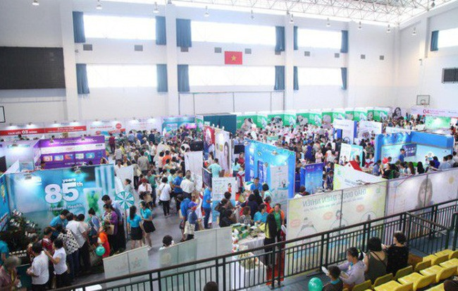 Ngày hội sức khỏe Phano Care lần 3: Phục vụ hơn 8000 lượt khách hàng tham quan và thăm khám miễn phí