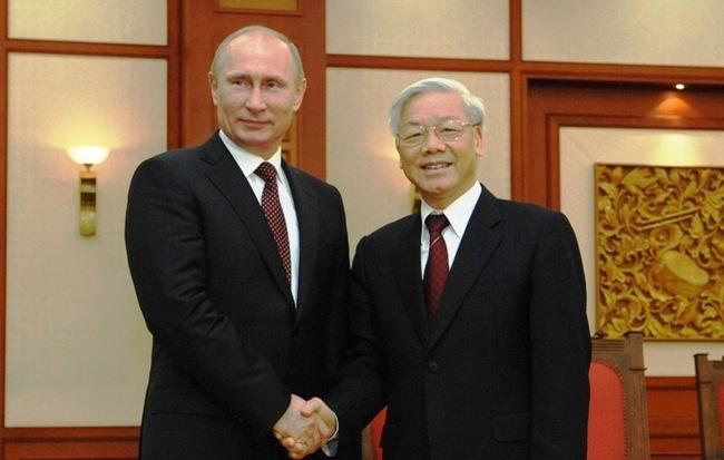 Tổng Bí thư Nguyễn Phú Trọng lên đường thăm chính thức LB Nga và sẽ thăm CH Hung-ga-ry