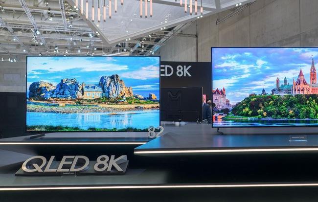 Trong khi thị trường chỉ toàn TV 4K thì nay Samsung đã có TV 8K, khác biệt ở đâu?
