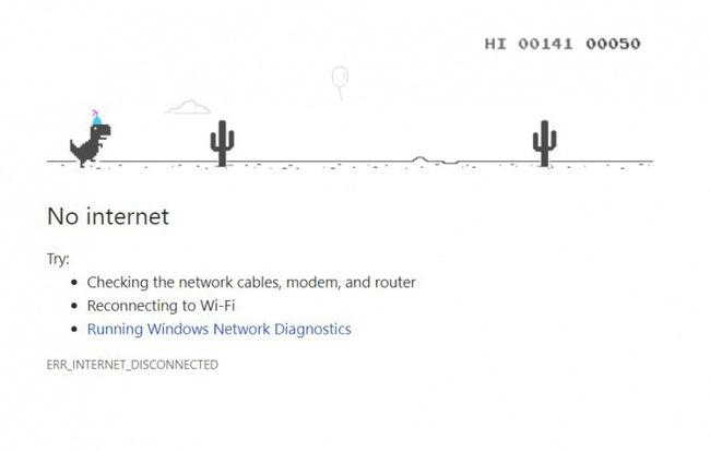 Sau 4 năm, Google cuối cùng cũng giải thích vì sao lại có game khủng long trên Chrome khi đứt net