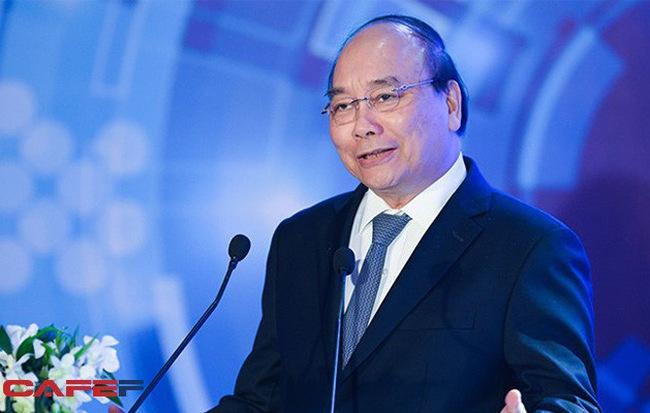 Khát vọng thay đổi nhờ cách mạng 4.0 của Thủ tướng Nguyễn Xuân Phúc