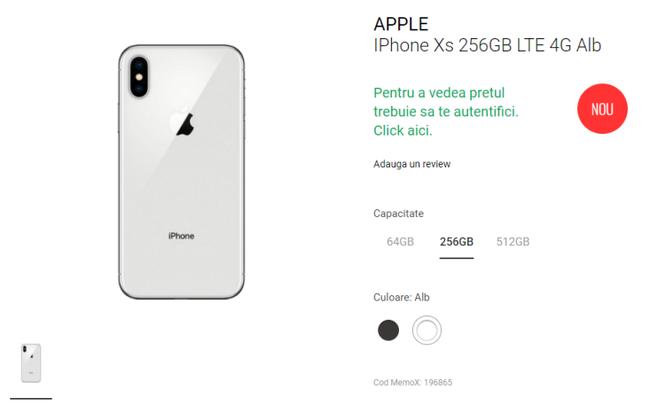 Lại thêm một shop công khai đặt iPhone XS, XS Max và iPhone 9 xả láng dù Apple còn chưa động đậy gì