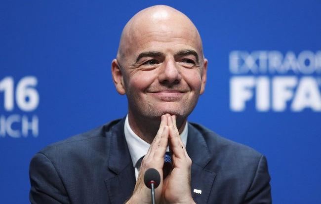 Chủ tịch FIFA gửi thư chúc mừng nhà vô địch Việt Nam