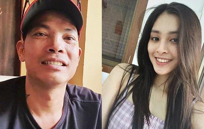 Bố Hoa hậu Trần Tiểu Vy chia sẻ chuyện ốm đau và nói về tính cách con gái