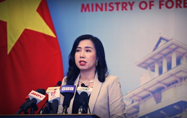Việt Nam trả lời trước đề xuất hợp tác khai thác trên biển của Trung Quốc