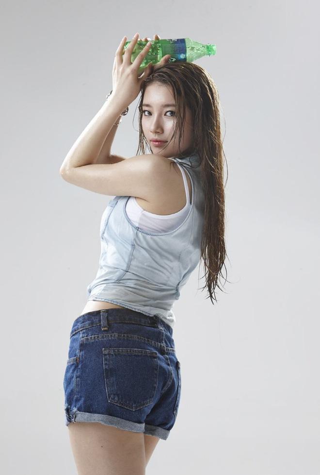 Sao Hàn mặc shorts ngắn để ăn gian chiều cao nhưng đôi khi lại để lộ những khuyết điểm không đáng có này