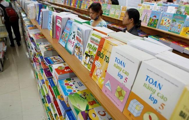 Bộ Giáo dục và Đào tạo lên tiếng về các vấn đề xuất bản và phát hành sách giáo khoa giai đoạn 2012-2017