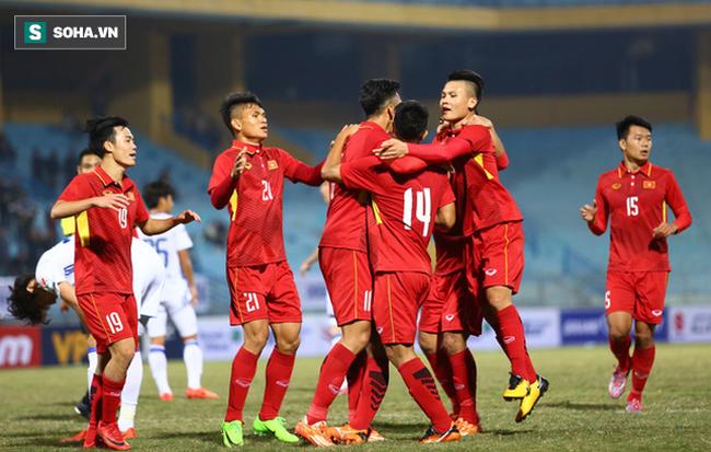 Được trao quyền đăng cai, Việt Nam thêm cơ hội gây địa chấn ở đấu trường U23 châu Á