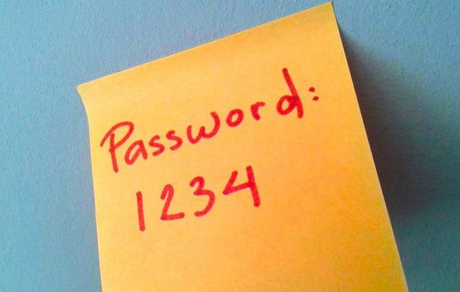 """Dân tình ở Mỹ lười đến nỗi toàn dùng mật khẩu """"1234"""", chính quyền ra lệnh cấm tiệt luôn cho an toàn"""