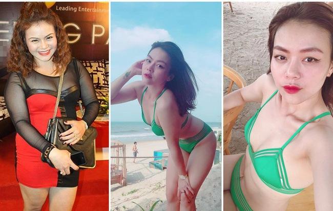 Sau khi giảm 20 cân, Hải Yến Idol ngày càng nóng bỏng