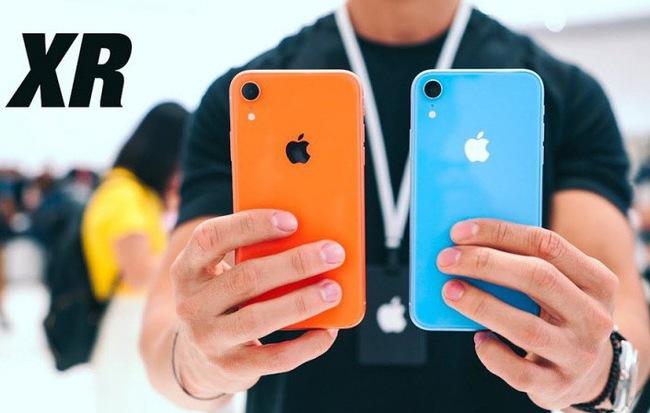 iPhone XR bán nhanh như vé concert, sạch tới nỗi không còn hàng giao ngay cho khách order