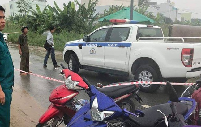 Bắt hung thủ 15 tuổi sát hại tài xế Grabbike ở Sài Gòn