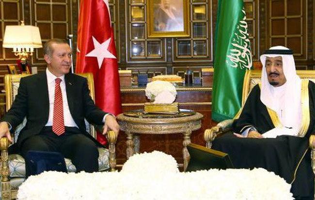 """Đạo diễn tài tình, Thổ Nhĩ Kỳ xoay Ả Rập Saudi """"như chong chóng"""" trong vụ sát hại nhà báo"""