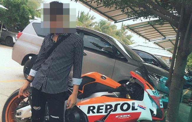 Chân dung nghi phạm 15 tuổi sát hại tài xế GrabBike ở Sài Gòn