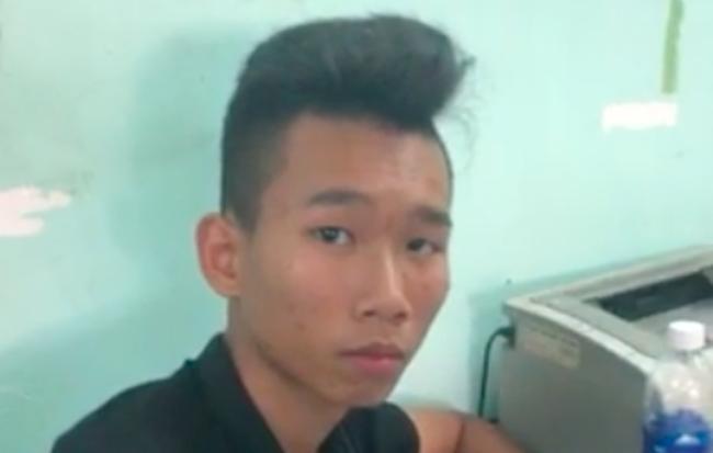 Vụ cướp giật làm cô gái ở Sài Gòn tử vong: Anh trai nghi can nhiễm HIV rạch tay cản đường trinh sát