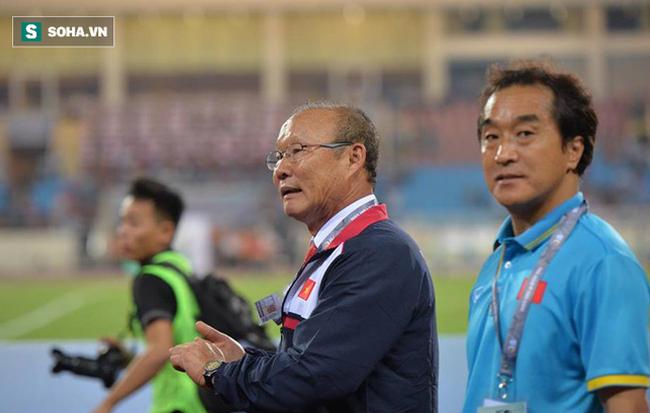 Lo 2 trận Việt Nam thua ở Hàn Quốc nhưng hãy nhớ sự cao thâm khó dò của thầy Park