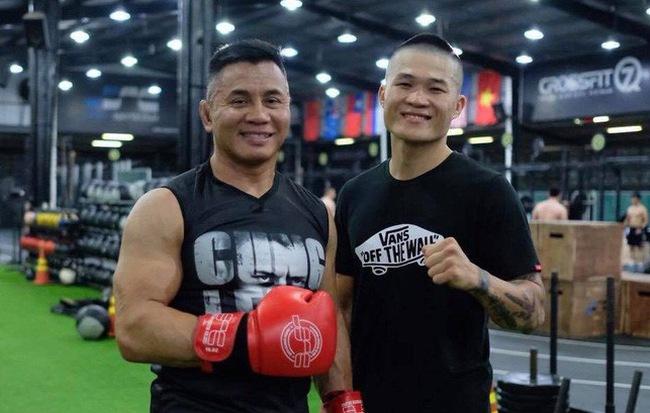 Nóng: Võ sĩ bất bại đã tới Việt Nam, sẵn sàng tỉ thí cao thủ boxing Trường Đình Hoàng