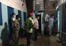 Nam tài xế GrabBike tử vong trong phòng trọ Sài Gòn