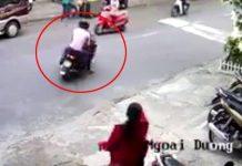 Người phụ nữ bị 2 thanh niên khống chế cướp tài sản giữa ban ngày