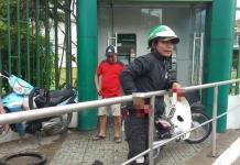 Cướp táo tợn tại Sài Gòn: Dùng ớt trét vào mắt, giật tài sản ngay tại trụ ATM