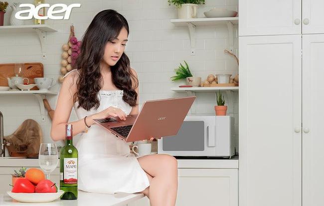 Laptop Acer Swift 3 – Tuyệt chiêu bật cá tính cho giới trẻ